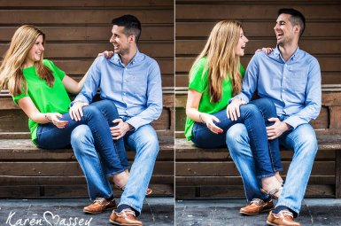Pre-Wedding Shoot In Stratford-Upon-Avon With Rachel & Anthony