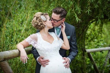 A Wedding At Wootton Park With Rob & Harriet