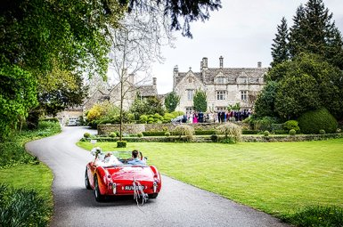 A Wedding at Barnsley House With Sophie & Will