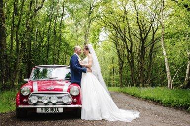 An Enchanted Woodland Wedding With Lauren & Gavin