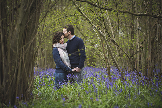 Among the Bluebells With Jenna & Jay