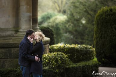 A Pre-Wedding at Jephson Gardens With Jess & Tim