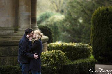 A Pre-Wedding at Jephson Gardens With Jess & Tim
