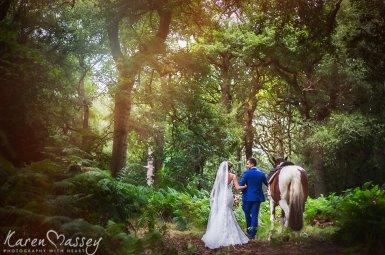 A Woodland Wedding With Emma & Seb