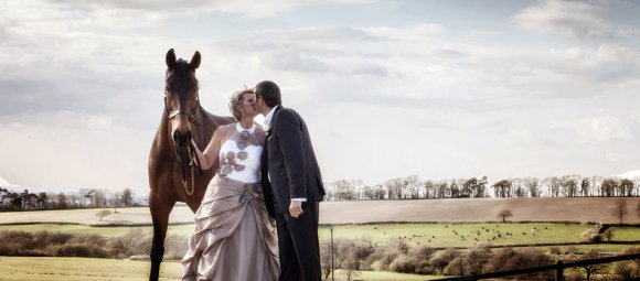 A Wedding In Dorset With Wendel & Ian