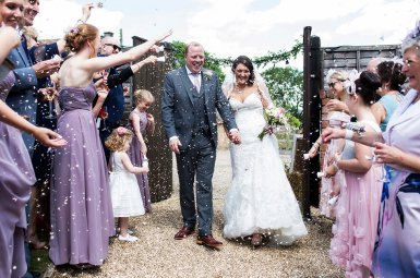 A Stratford Wedding With Harriet & Will