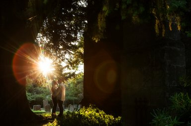 Pre-Wedding Shoot with Rebekah & Mike