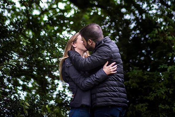 A Warwickshire Pre-Wedding With Charlotte & Phil