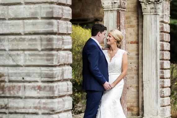 A Wedding at Ettington Park With Jess & Tim