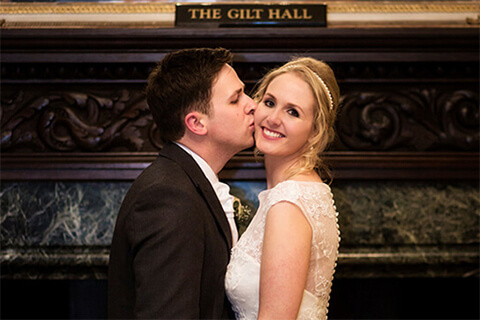 A Wedding At Stoneleigh Abbey With Laura & Andy