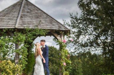 Mythe Barn Wedding With Aimee & Keiron