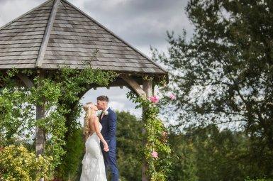 Mythe Barn Wedding With Aimee & Keiron
