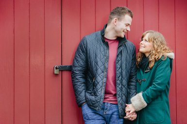 Cheshire Pre-Wedding Shoot with Sophie & Phil