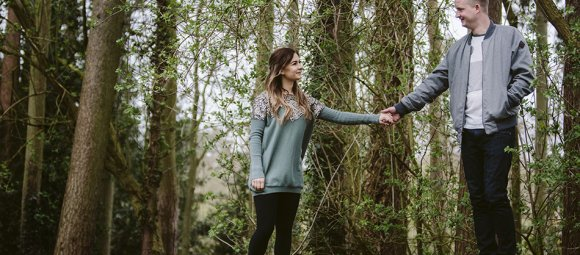 Solihull Pre-Wedding Shoot with Alicia & Scott