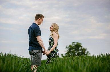 Saxon Mill Pre-Wedding Shoot with Gemma & John