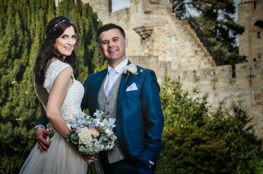 Warwick Castle Wedding With Emma & Ian