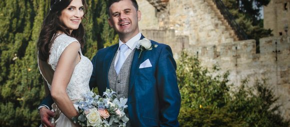 Warwick Castle Wedding With Emma & Ian