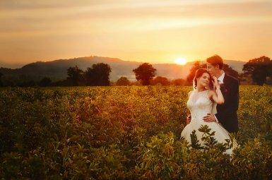 Malvern Hills Wedding with Liz & Geoff