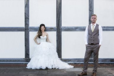 Worcestershire Wedding with Alicia & Scott